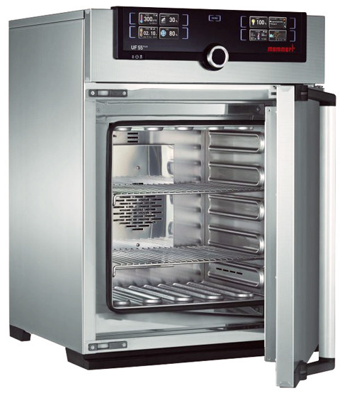 The universally applicable oven Memmert UF30 Plus, Germany
