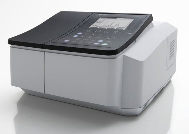 Spectrophotometer UV-1800, Schimadzu