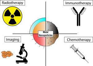 Metal-derived nanoparticles in tumor theranostics: Potential and limitations